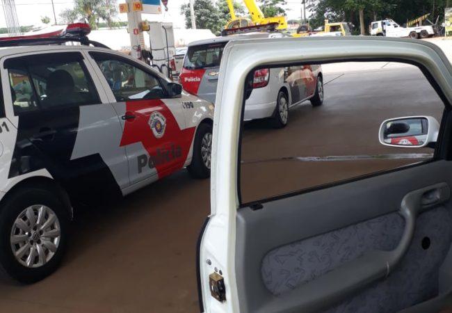 Operação policial apreende uma tonelada de cocaína, arma e munições .50 (Foto: divulgação)