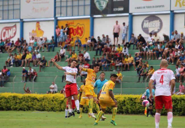 Mirassol x RB Brasil - Foto: Marcos Freitas