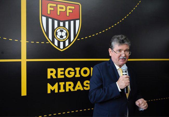 FOTO: RODRIGO CORSI/FPF