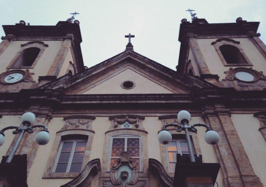 Basilica velha - Aparecida do Norte - Marcos Freitas